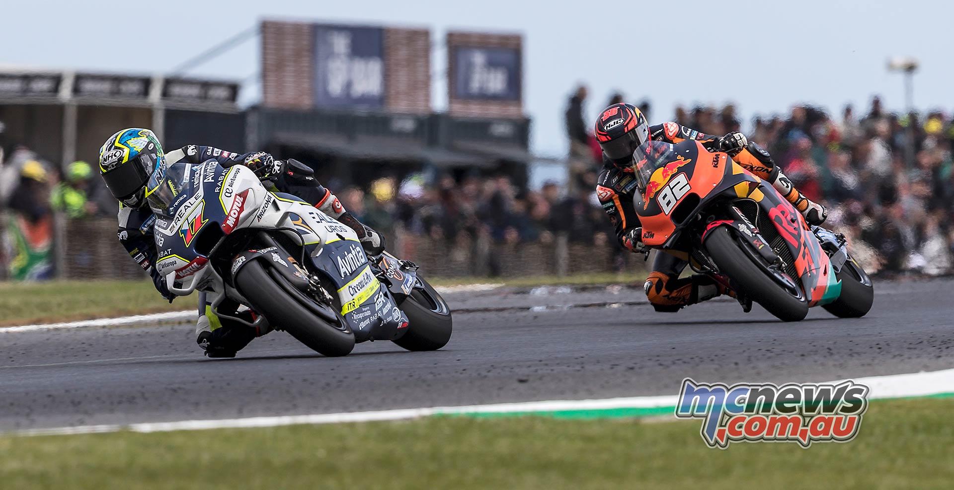 MotoGP Phillip Island Australia Race Abraham Kallio