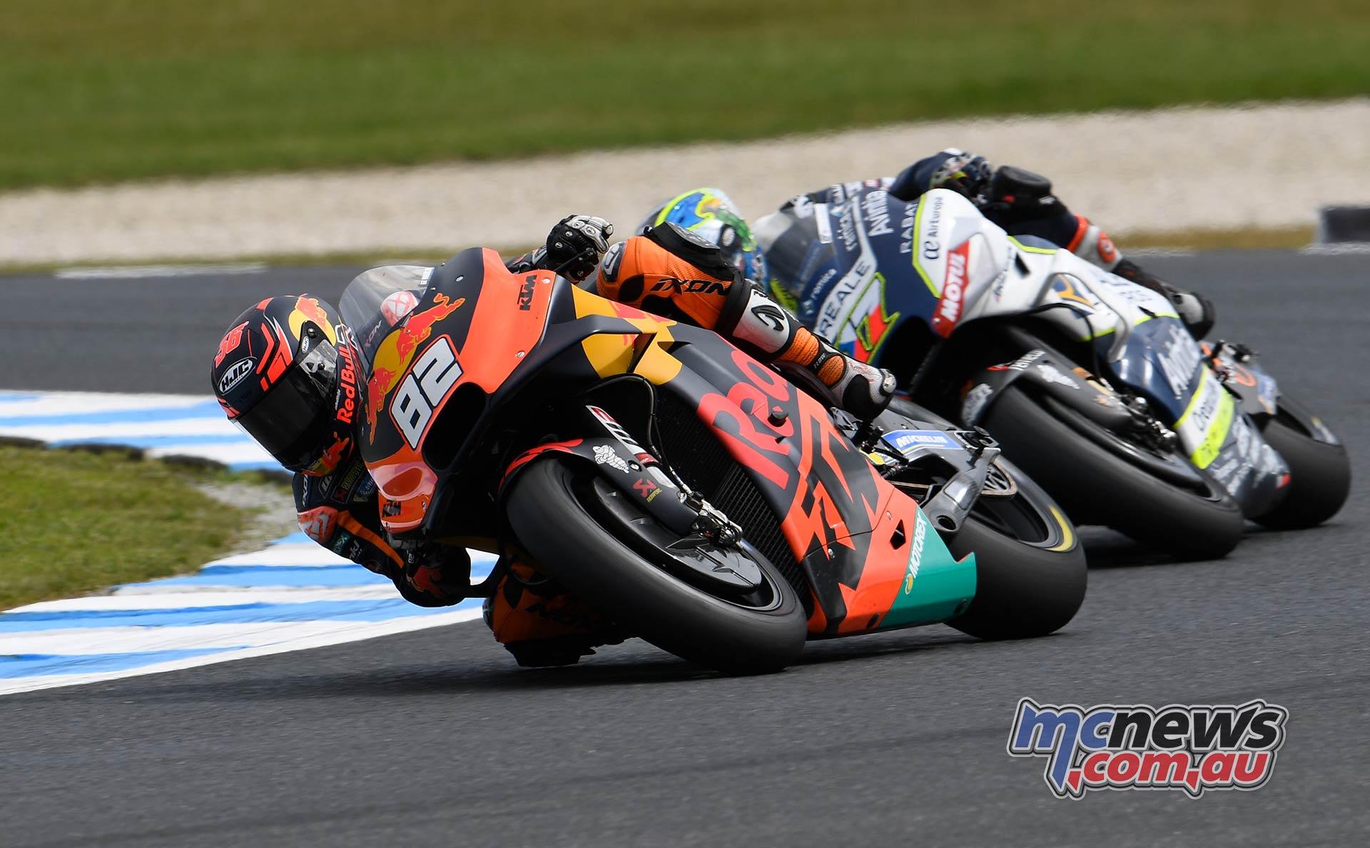 MotoGP Phillip Island Australia Race Kallio Abraham