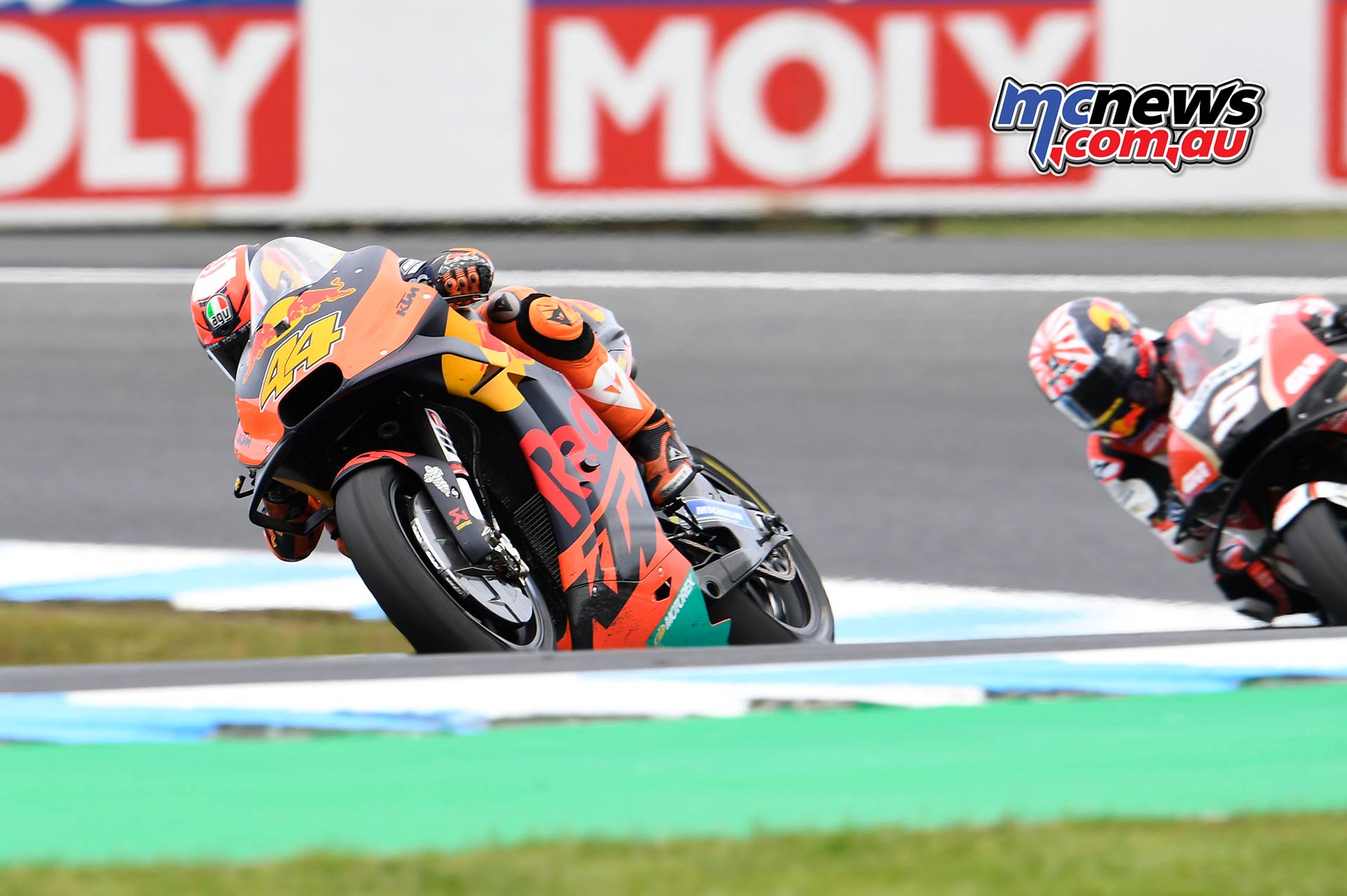 MotoGP Phillip Island Australia Race Pol Espargaro Zarco