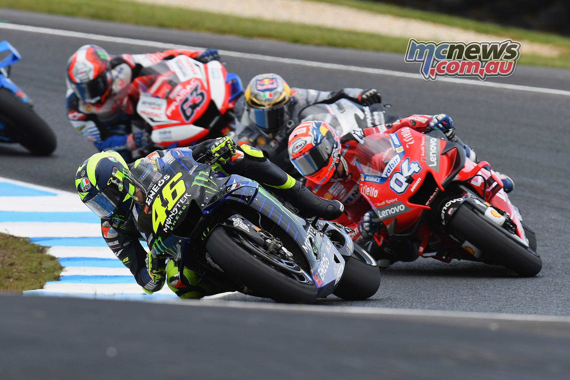MotoGP Rider of the Year: 5th - Valentino Rossi | MCN |Motogp