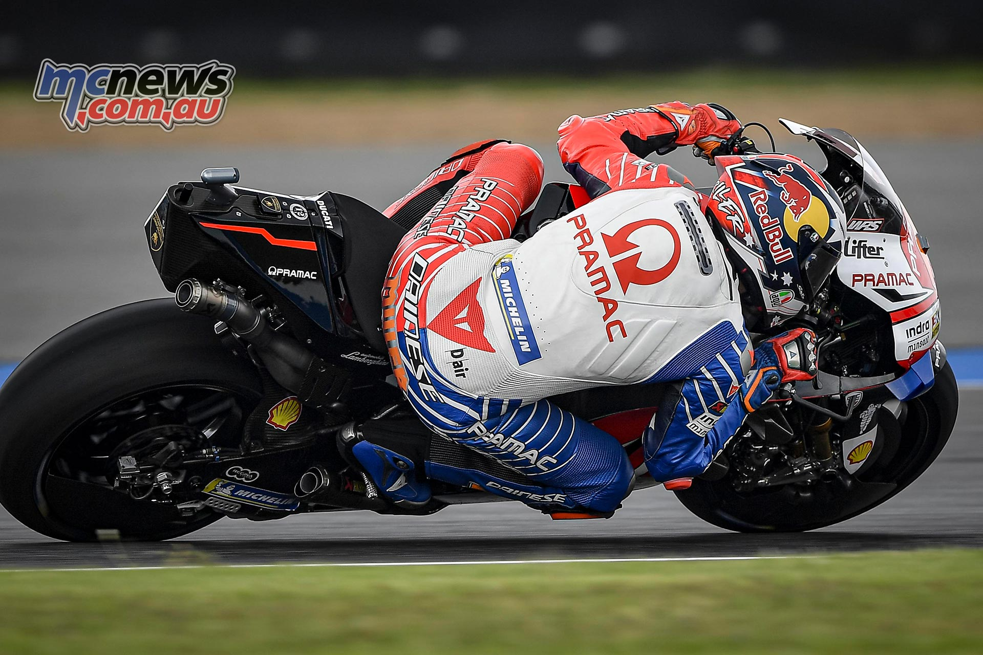 MotoGP Rnd Thailand Friday Miller