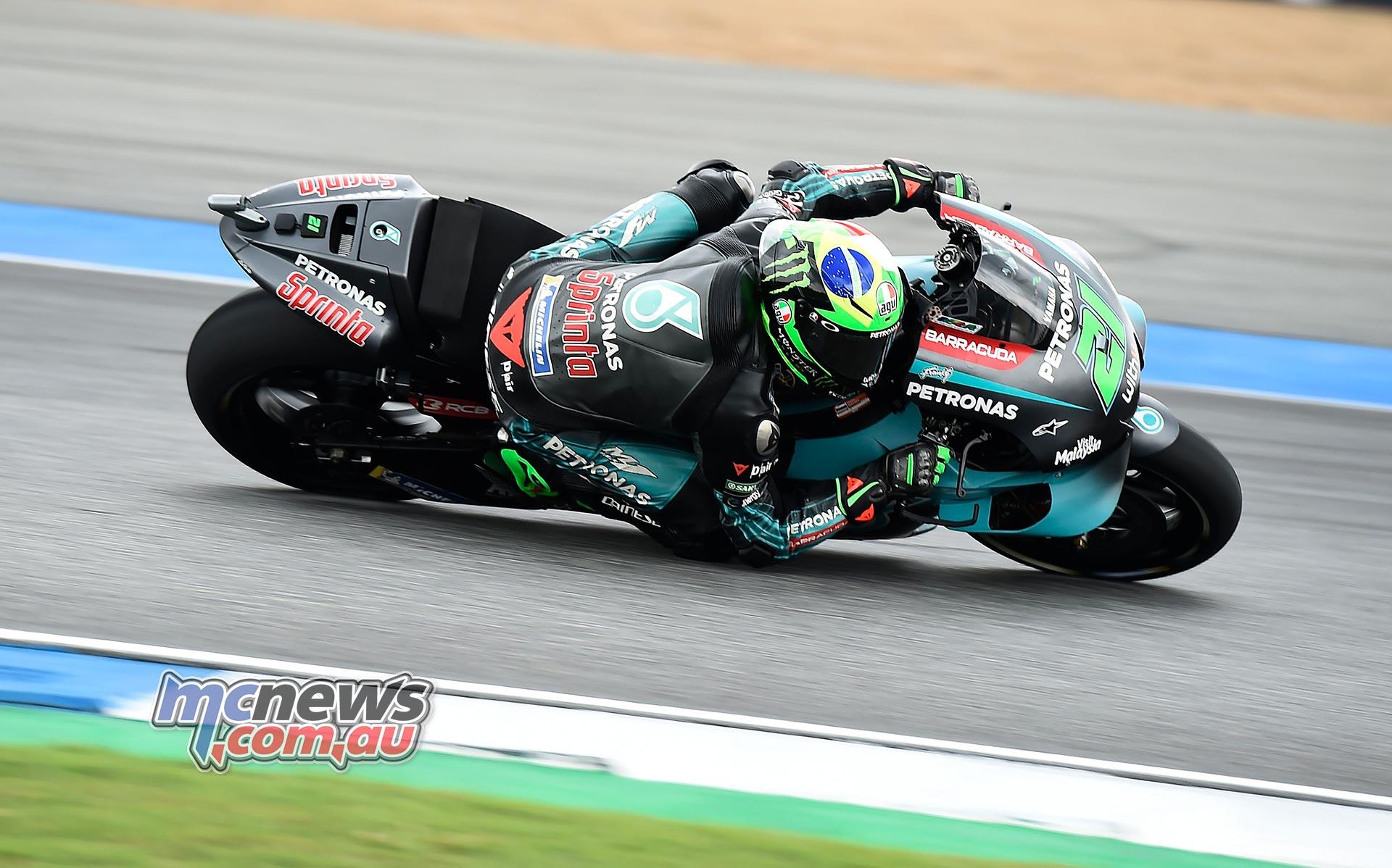 MotoGP Rnd Thailand Friday Morbidelli