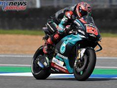 MotoGP Rnd Thailand Friday Quartararo