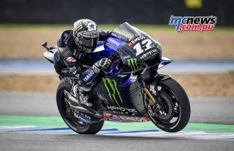 MotoGP Rnd Thailand Friday Vinales