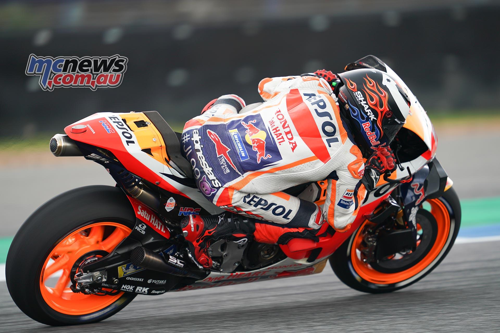 MotoGP Rnd Thailand QP Lorenzo