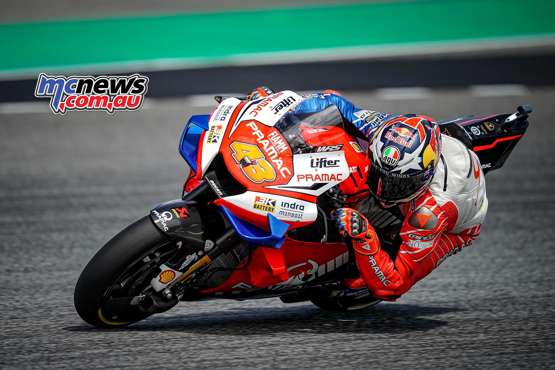 MotoGP Rnd Thailand QP Miller