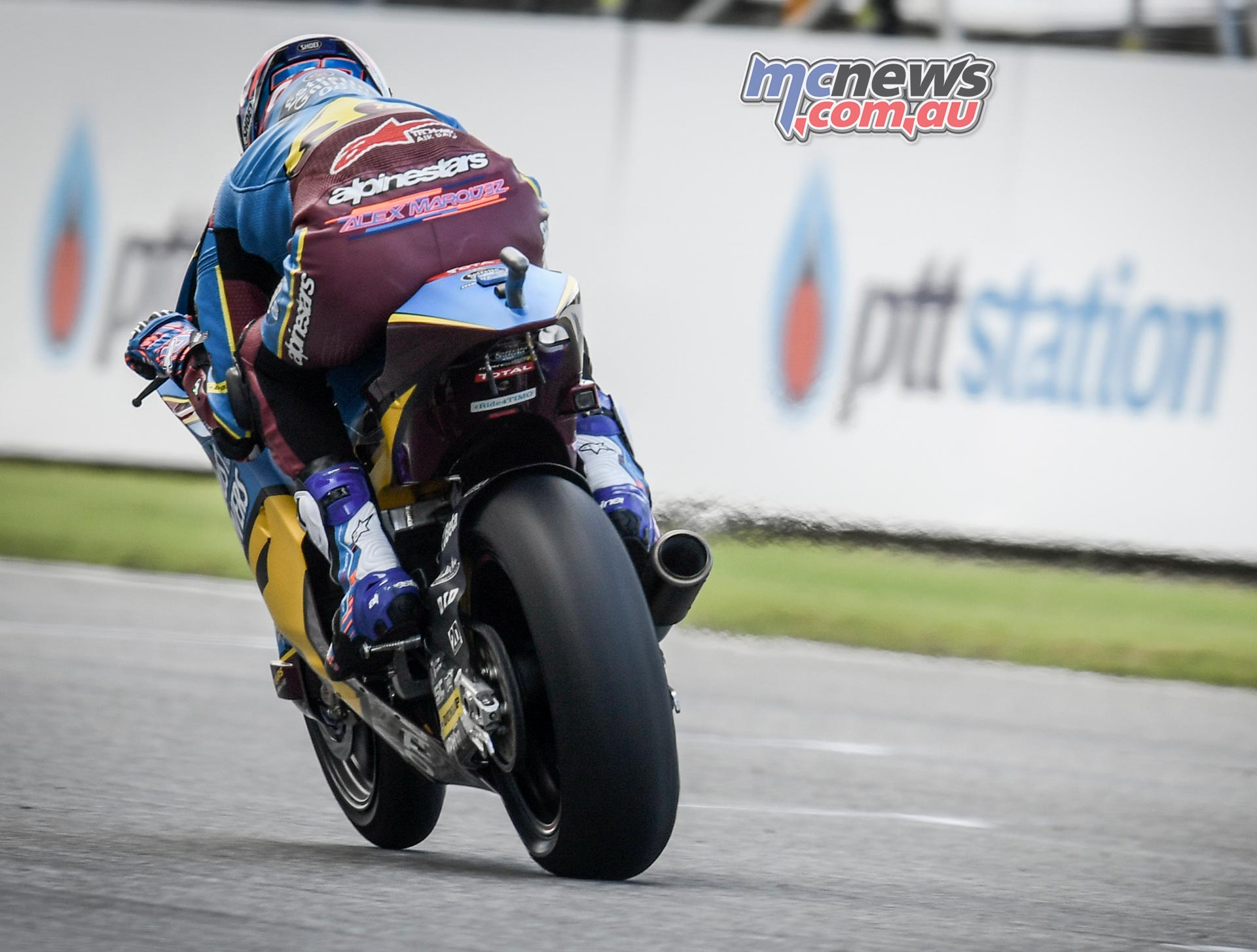 MotoGP Rnd Thailand QP Moto Alex Marquez