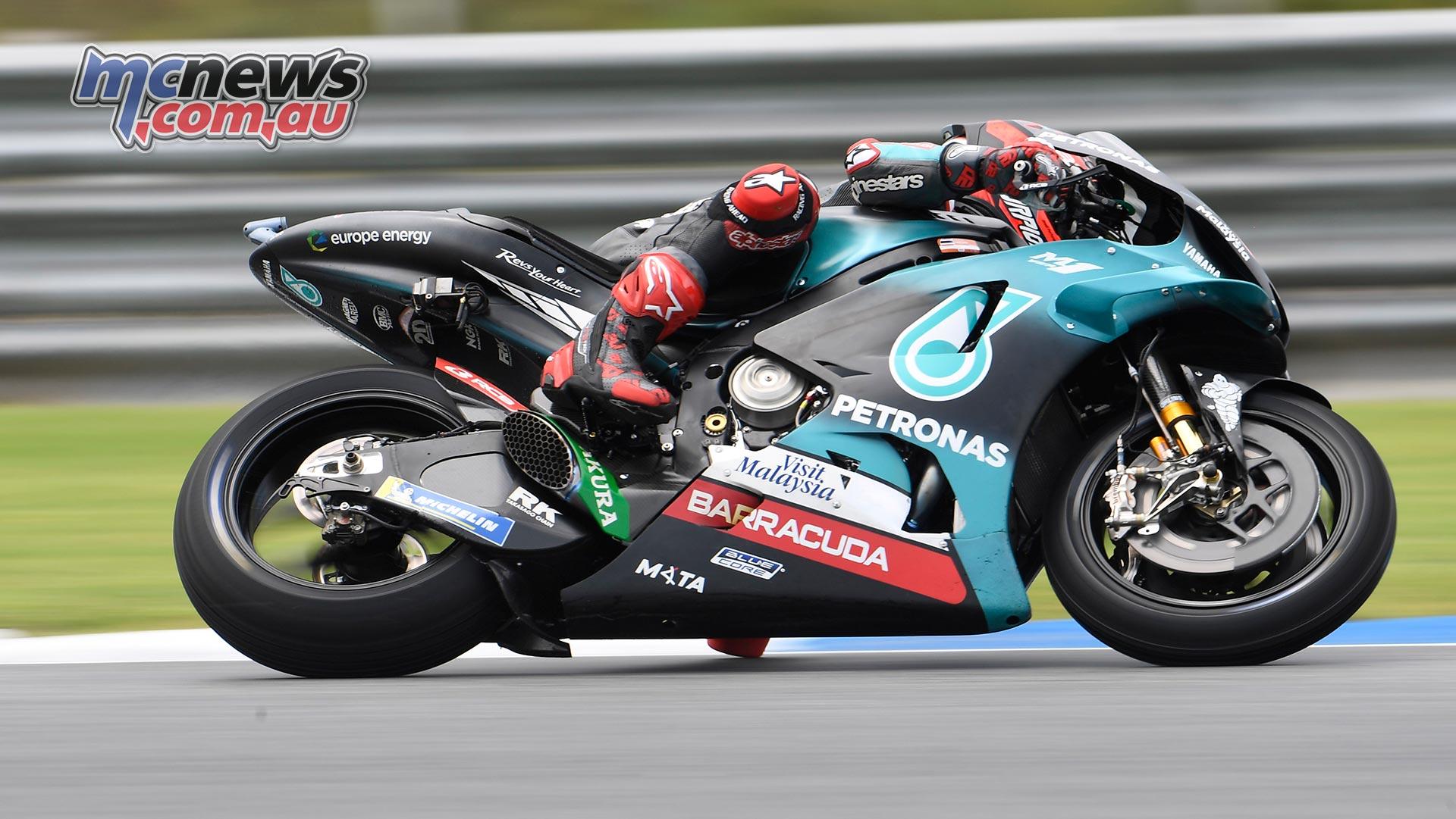 MotoGP Rnd Thailand QP Quartararo