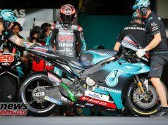 MotoGP Rnd Thailand QP Quartararo Pit