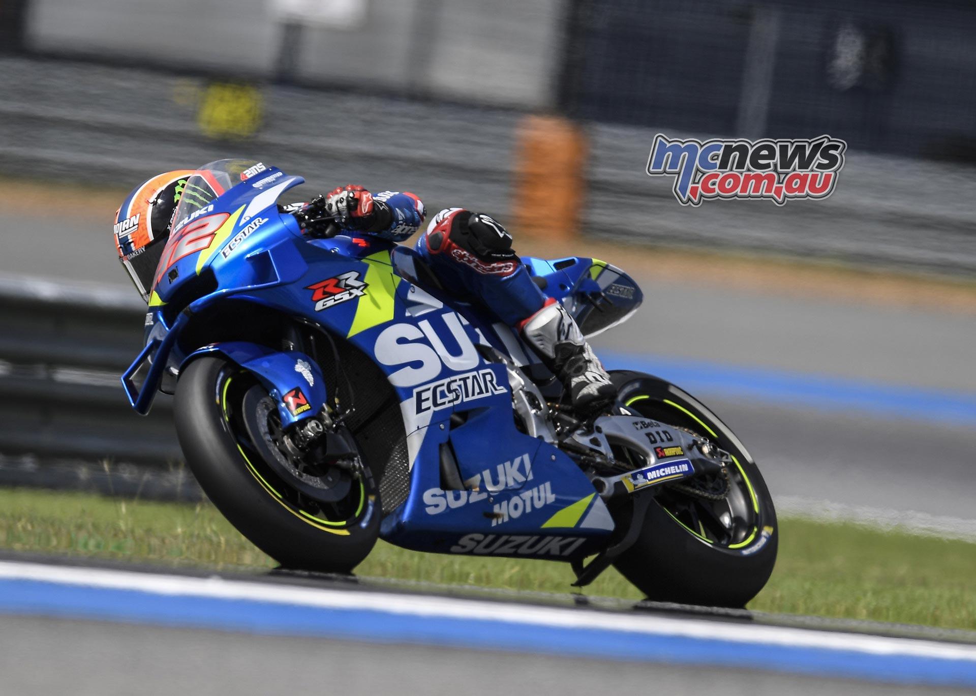 MotoGP Rnd Thailand QP Rins