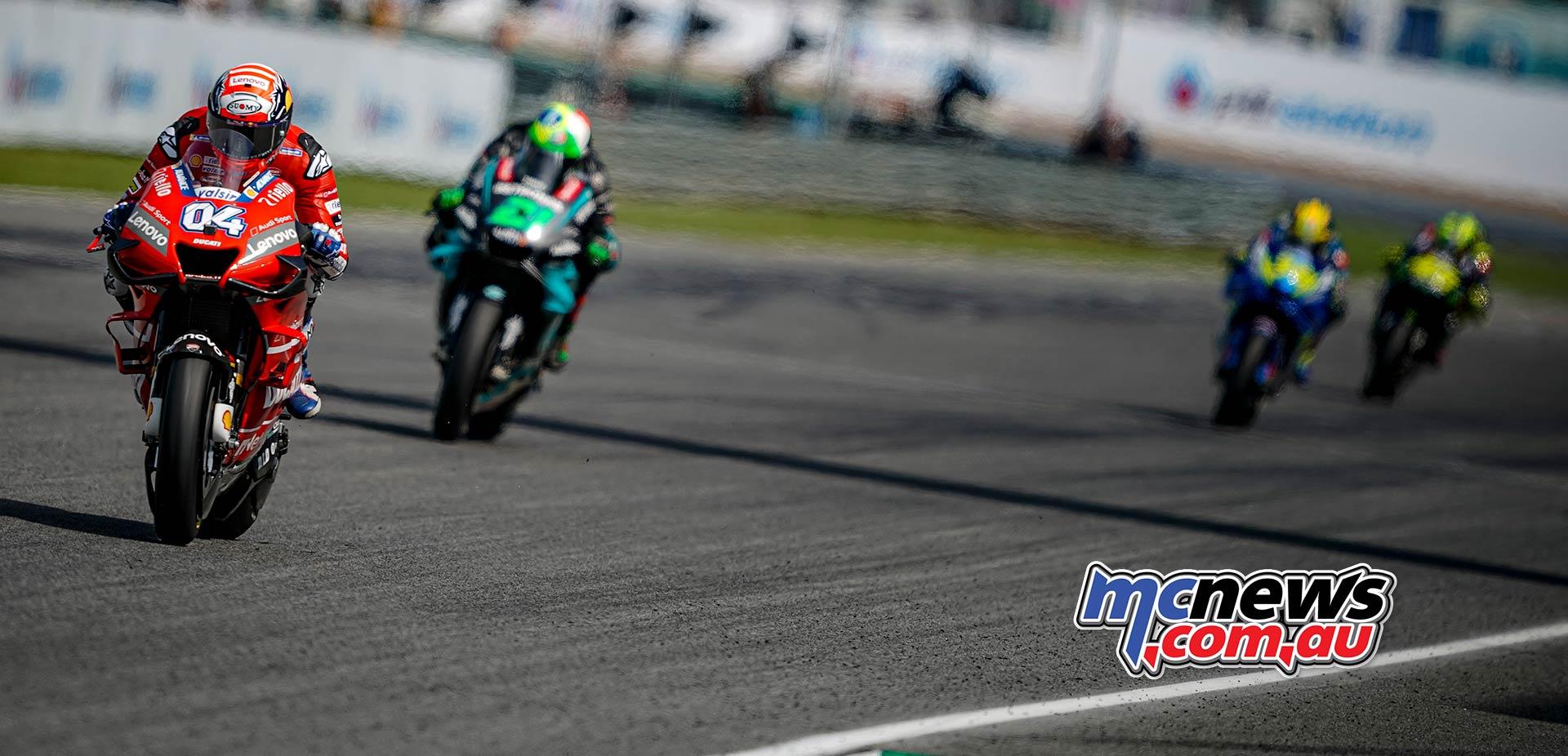 MotoGP Rnd Thailand Race Dovizioso