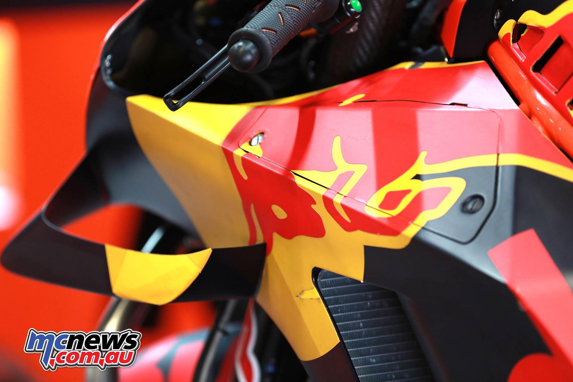MotoGP Rnd Thailand Race KTM RC