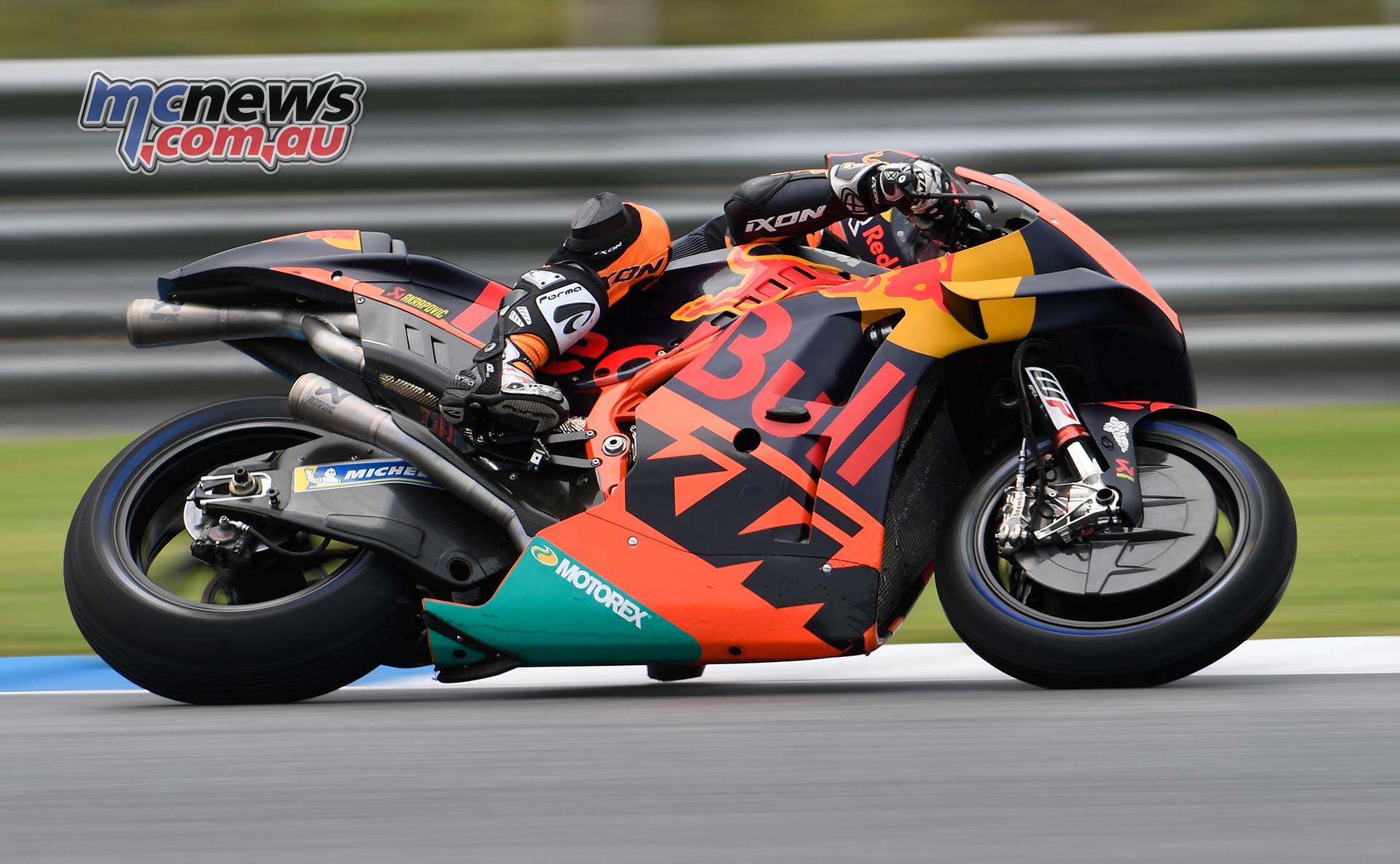MotoGP Rnd Thailand Race Kallio