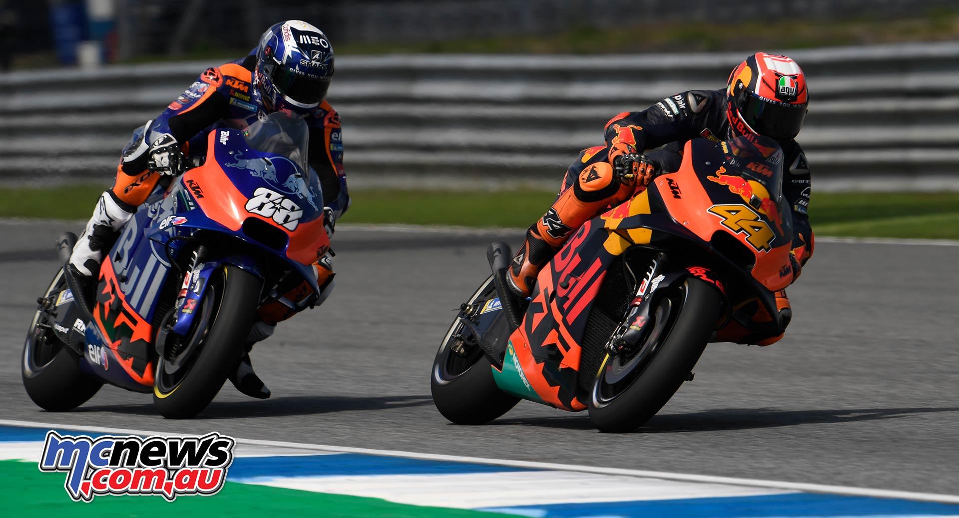 MotoGP Rnd Thailand Race Pol Espargaro
