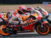 MotoGP Thailand Rnd Sun Marc Marquez E