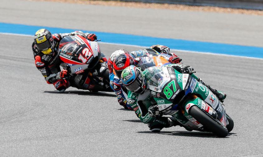 MotoGP Thailand Rnd Sun Remy Gardner