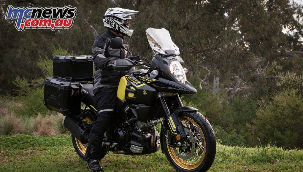 Suzuki V Strom XT