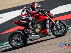 Ducati Streetfighter V S