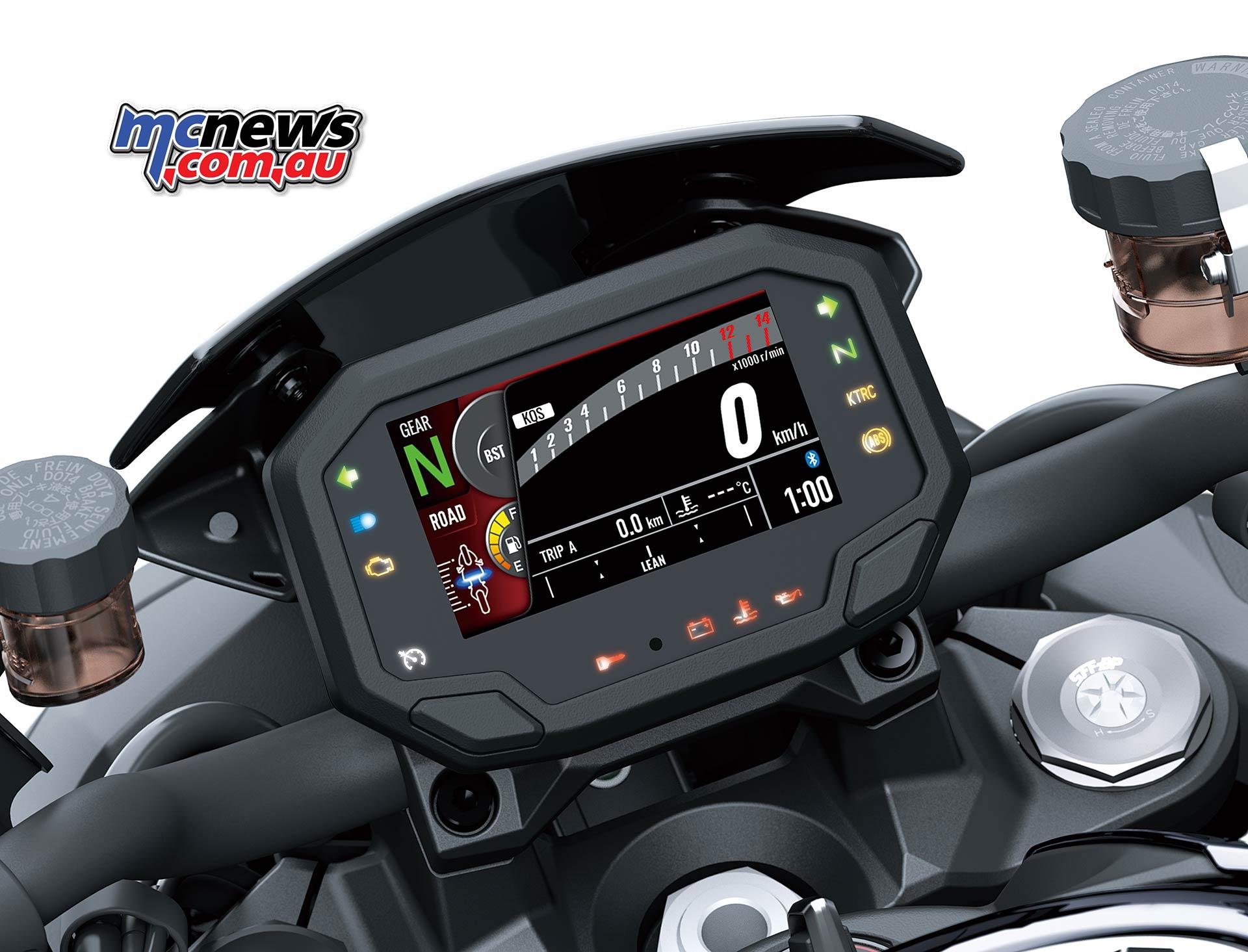 Kawasaki Z H Dash