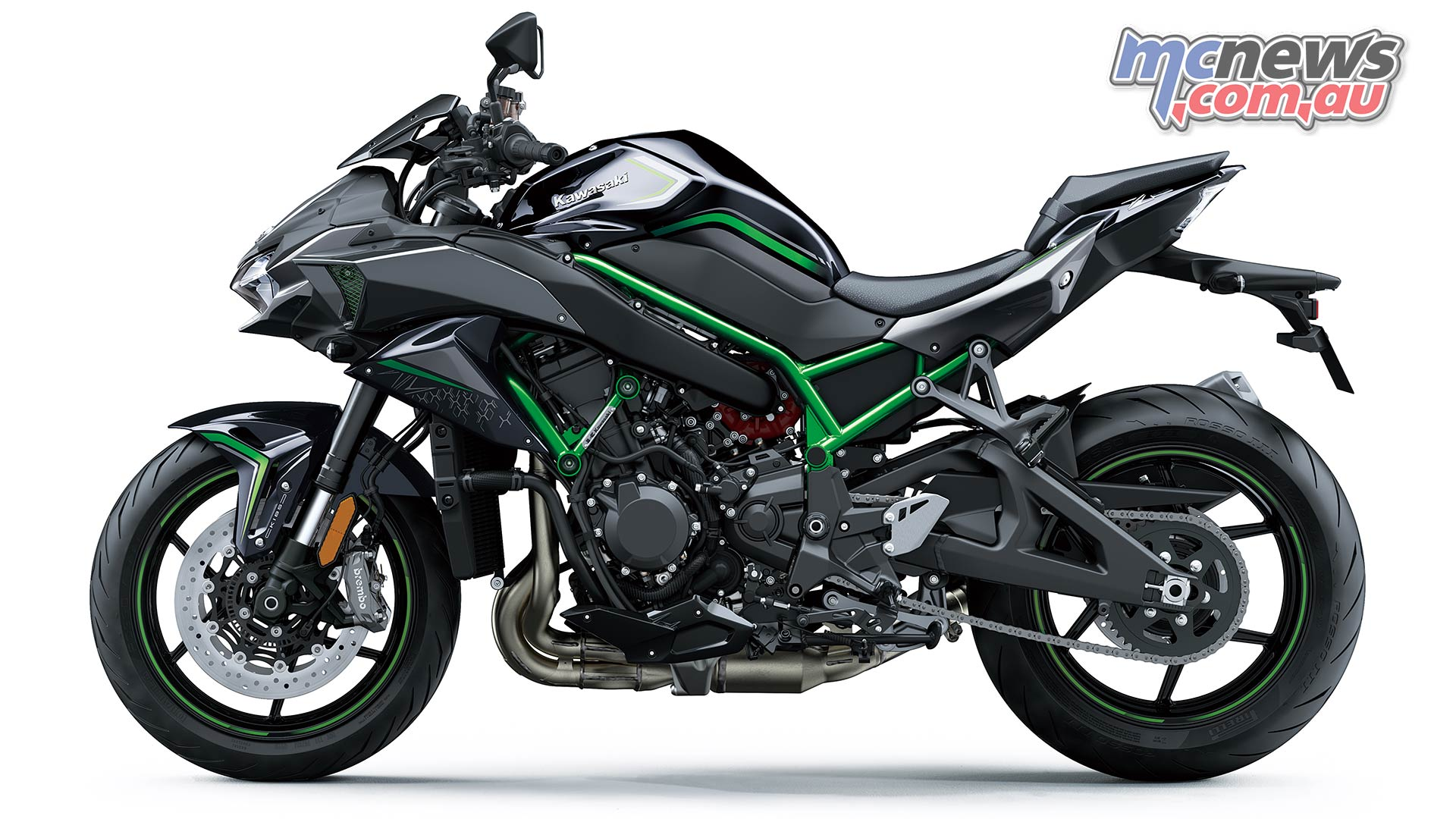 Kawasaki Z H LHS