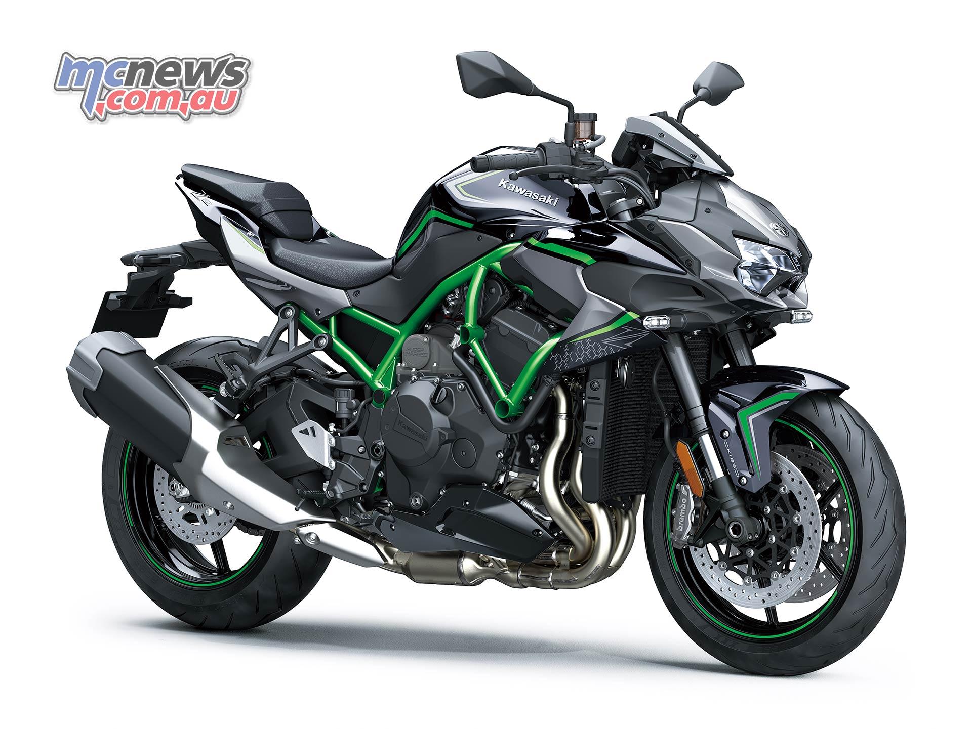 Kawasaki Z H RHF