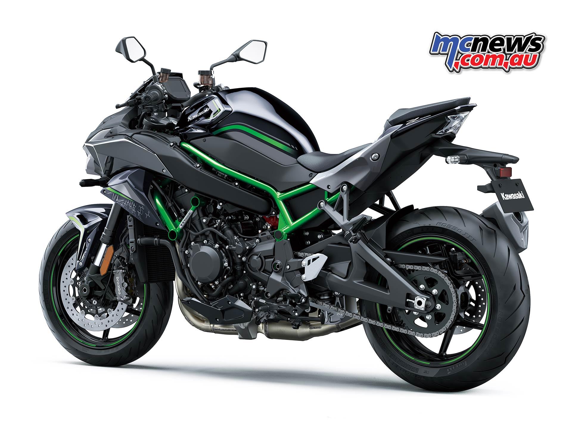 Kawasaki Z H RHR