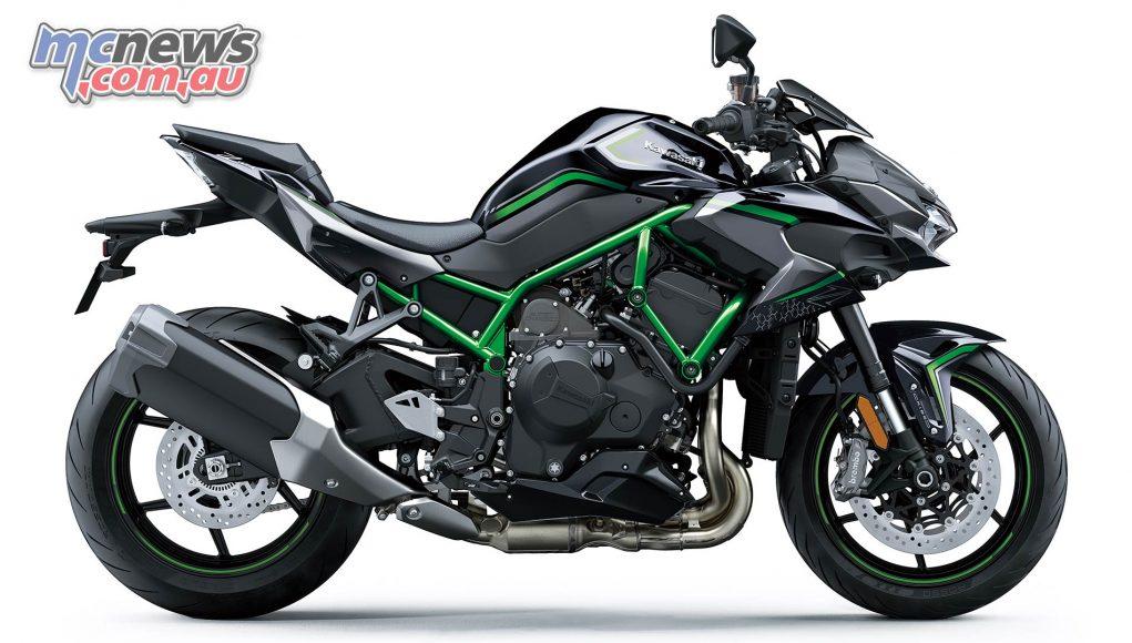 Kawasaki Z H RHS