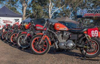 Harley Roaring Sporties