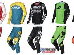 Just J Force Classic MX Gear Terra Cover