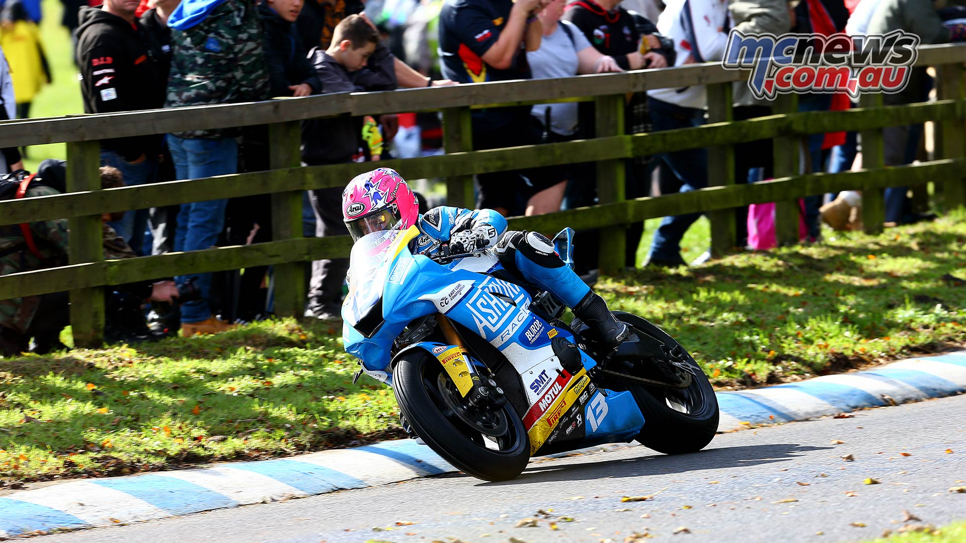 Lee Johnston Esses Scarborough Gold Cup ImageByMarkWalters