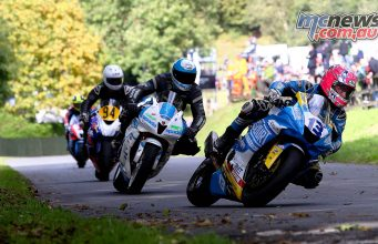 Lee Johnston Mere Hairpin Scarborough Gold Cup ImageByMarkWalters