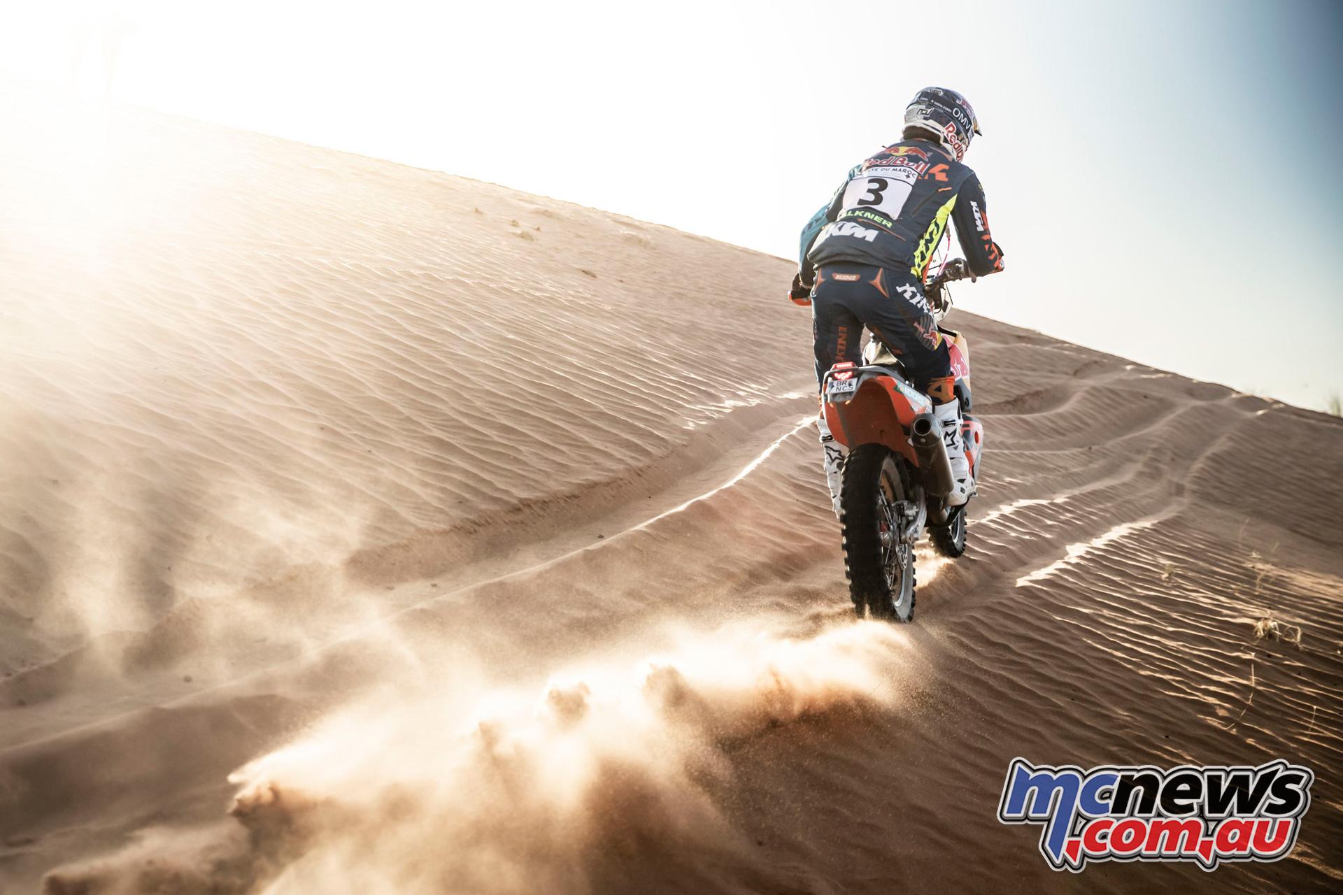 Matthias Walkner KTM RALLY Rally du Maroc