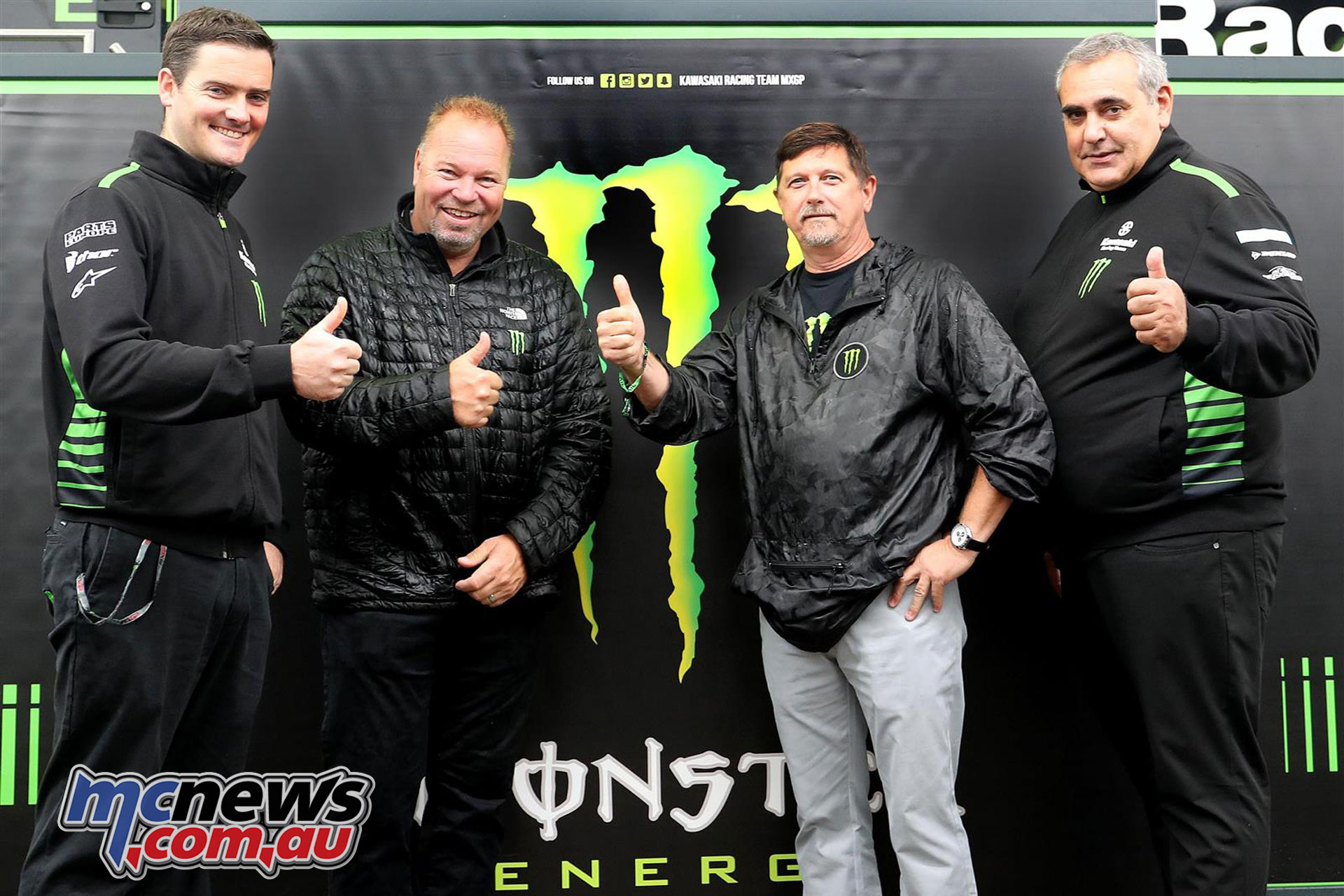 Monster and KRT renew MXGP partnership