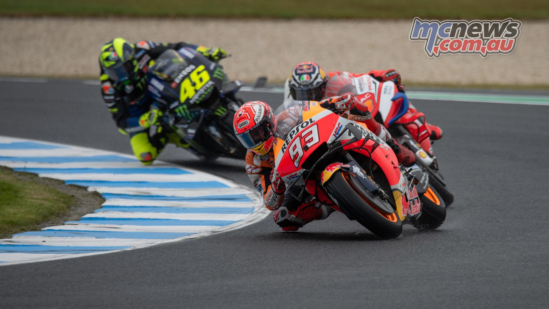 MotoGP Australia Phillip Island RbMotoLens MotoGP FP Marc Marquez Jack Miller Rossi