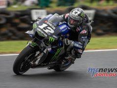 MotoGP Australia Phillip Island RbMotoLens MotoGP FP Maverick VINANLES