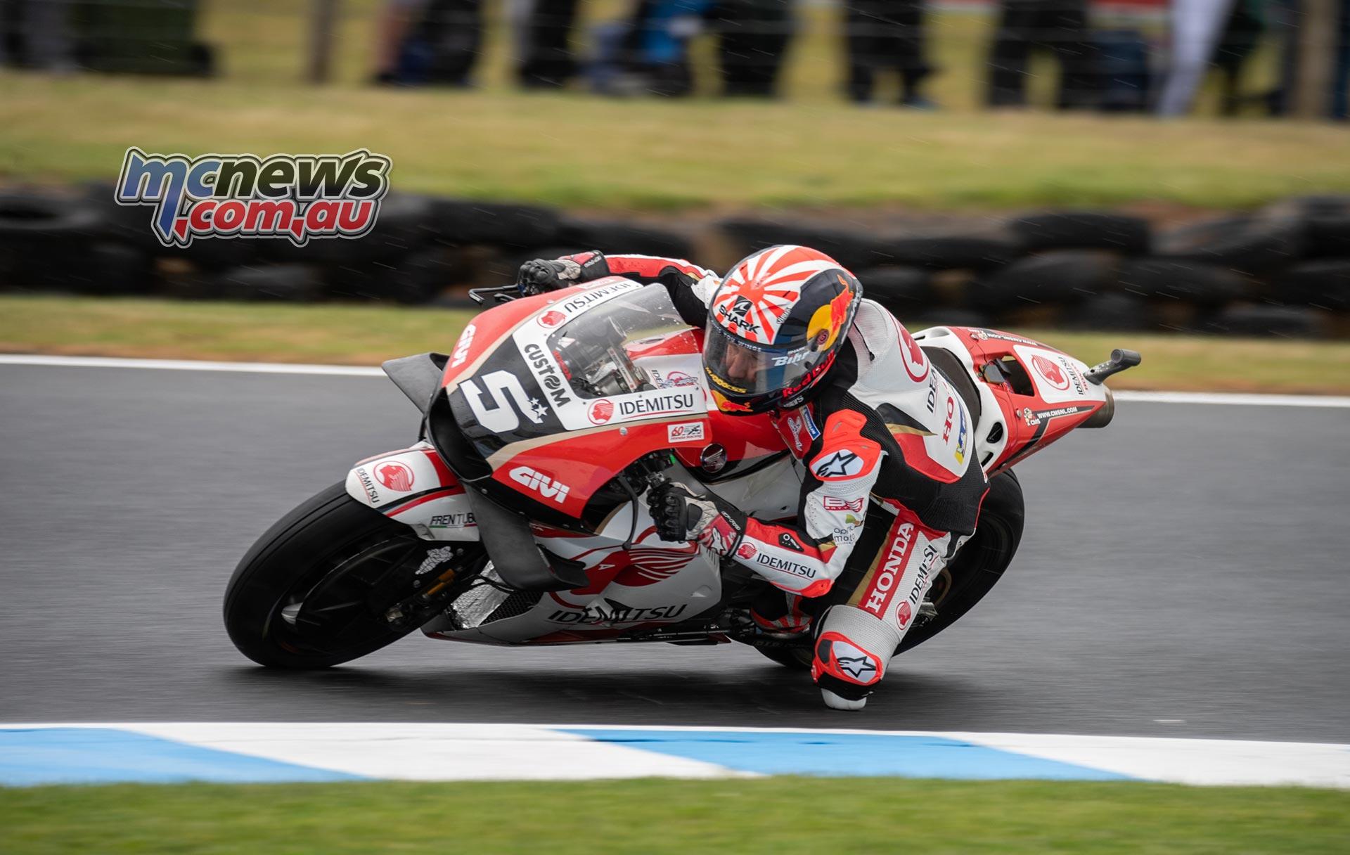 MotoGP Australia Phillip Island RbMotoLens motoGP FP Johan Zarco