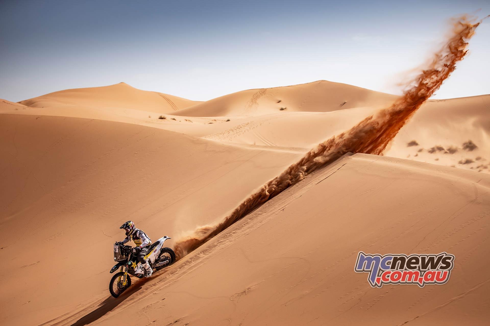 Rallye du Maroc Andrew Short