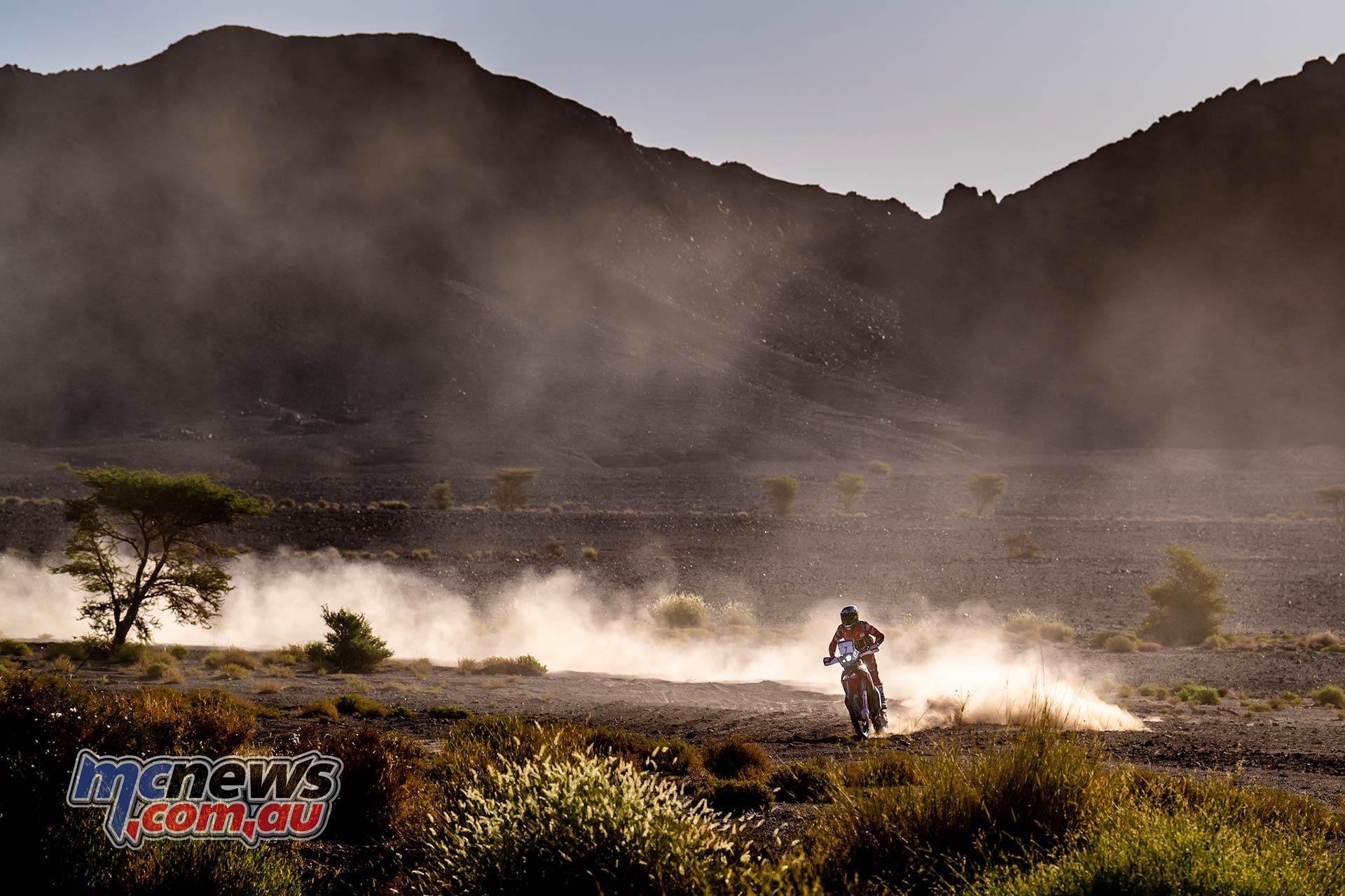 Rallye du Maroc Kevin Benavides