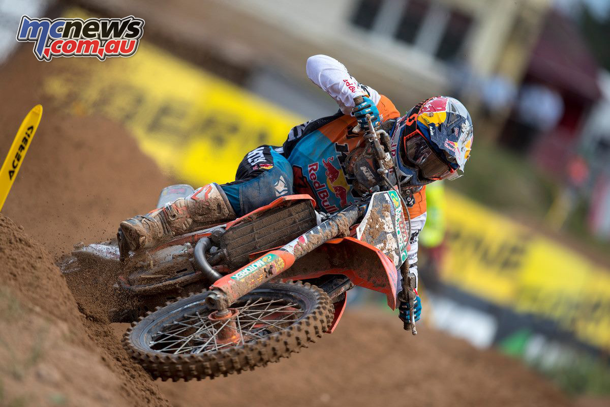 Rene Hofer Red Bull KTM MX