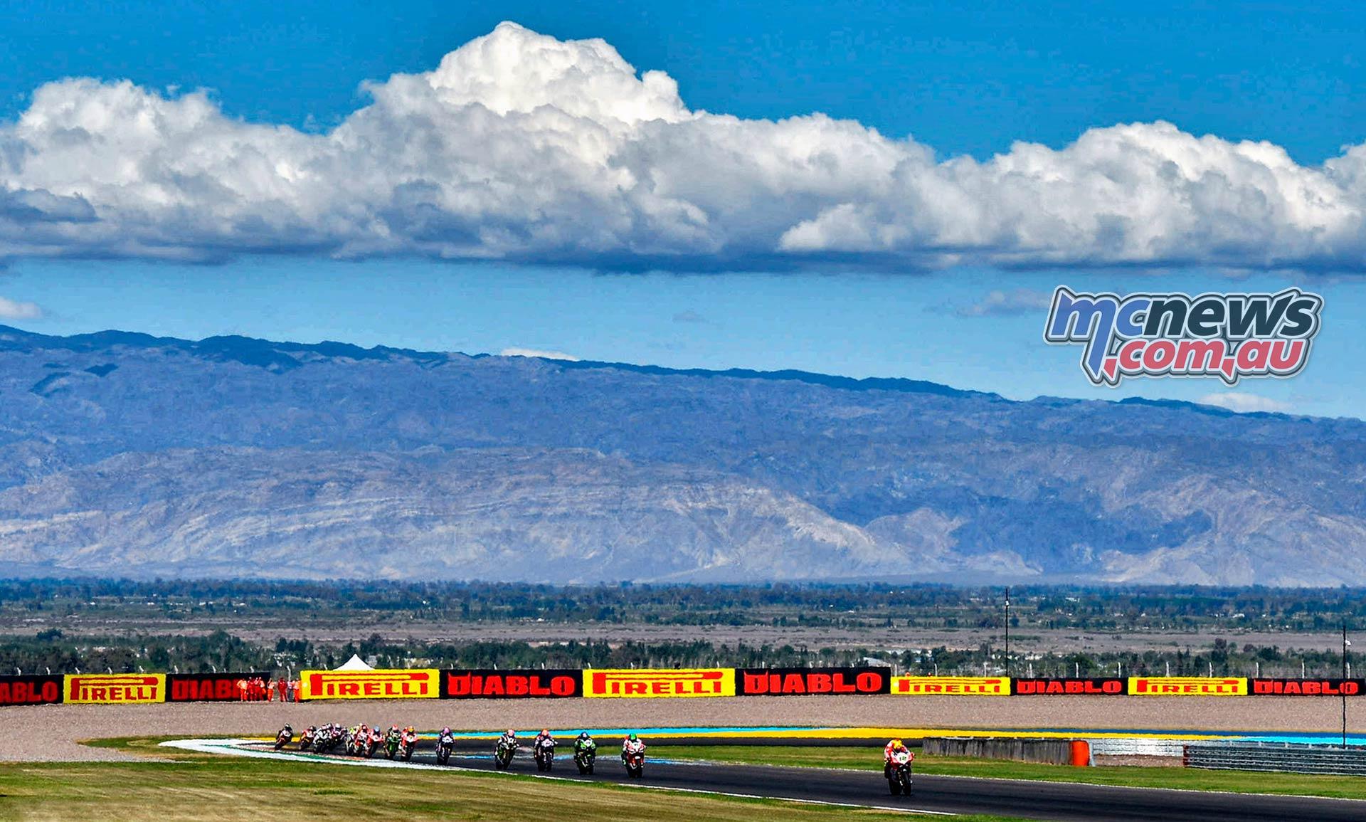 San Juan Villicum Circuit WSBK