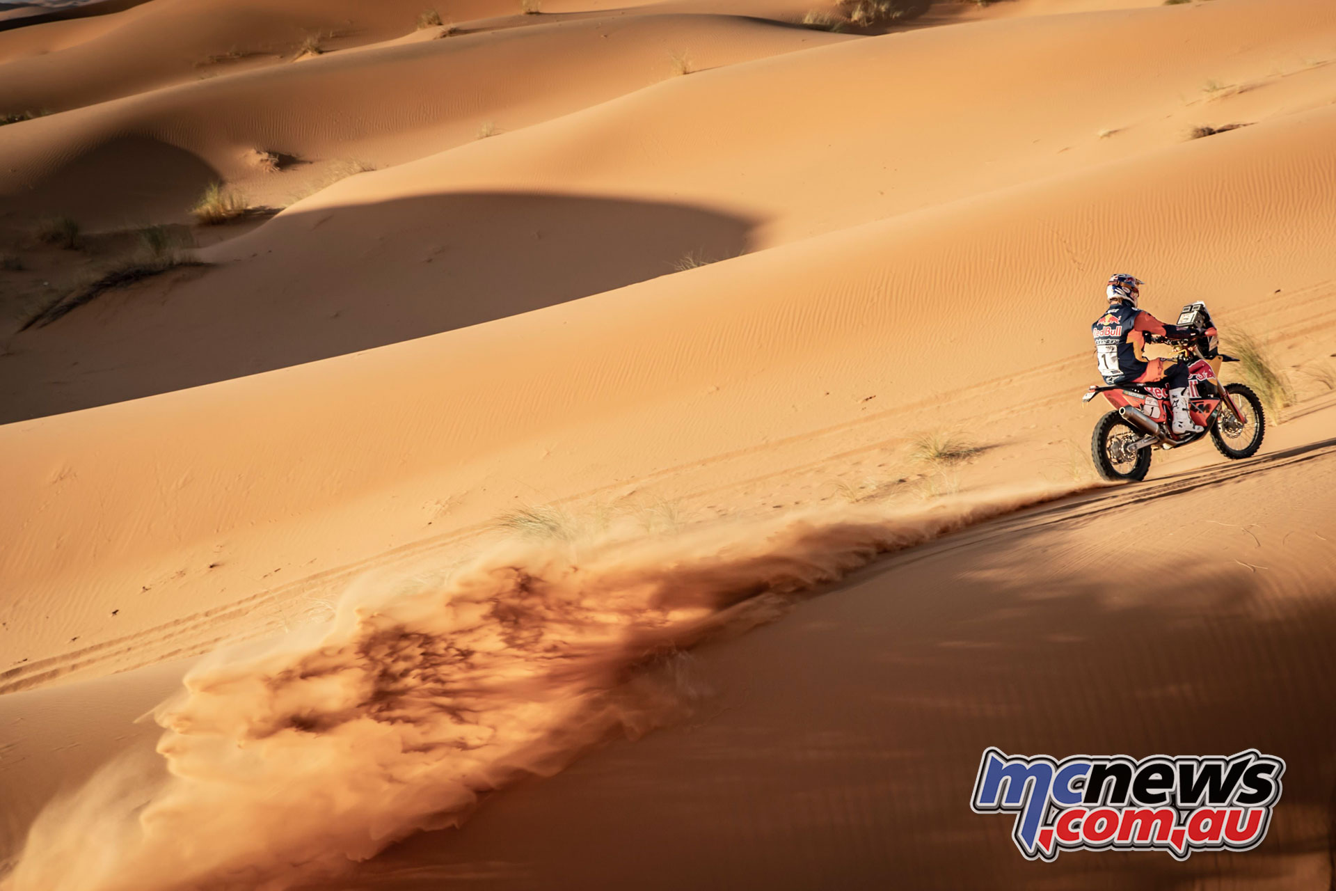 Toby Price KTM RALLY Rally du Maroc