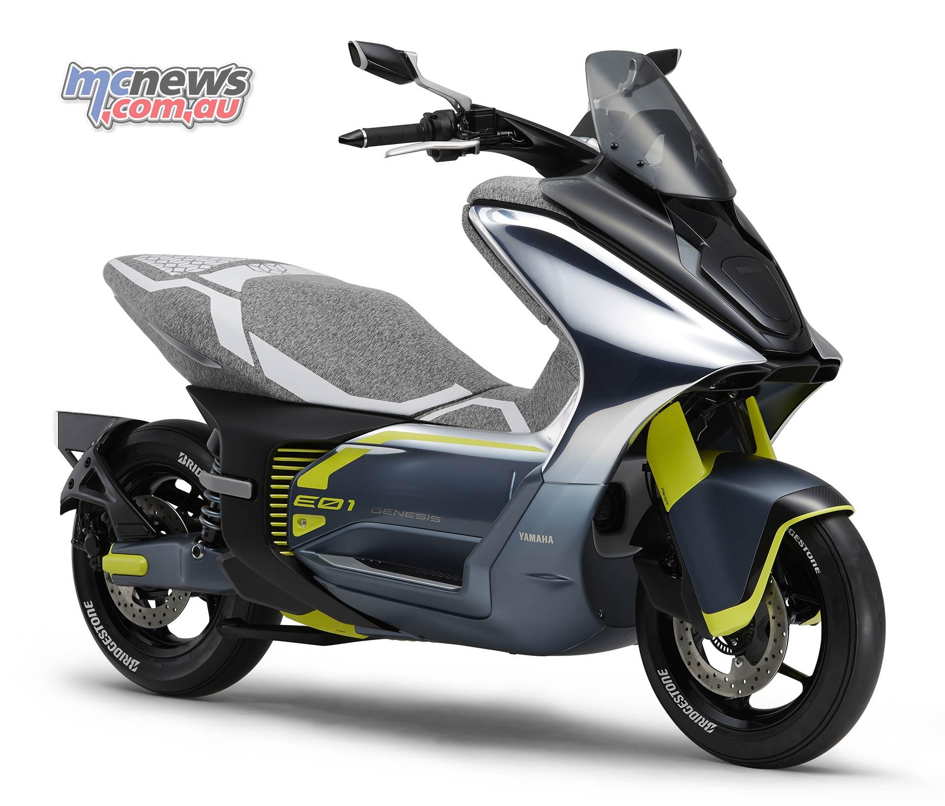 Yamaha focus on mobility at Tokyo Motor Show | MCNews.com ...