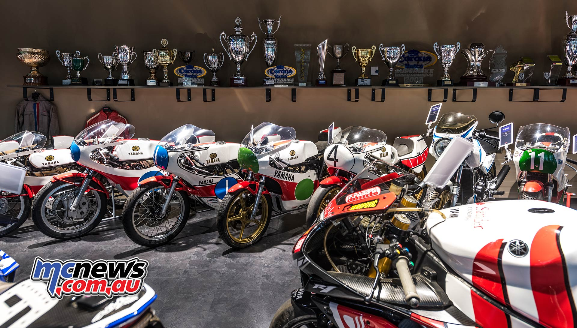 Yamaha Europe Collection s