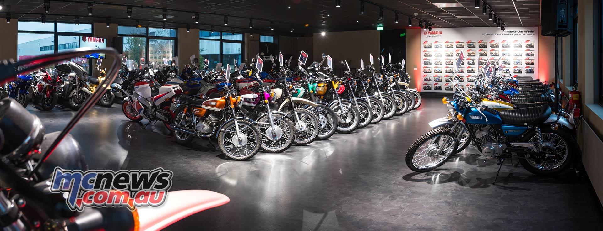 Yamaha Europe Collection Hall