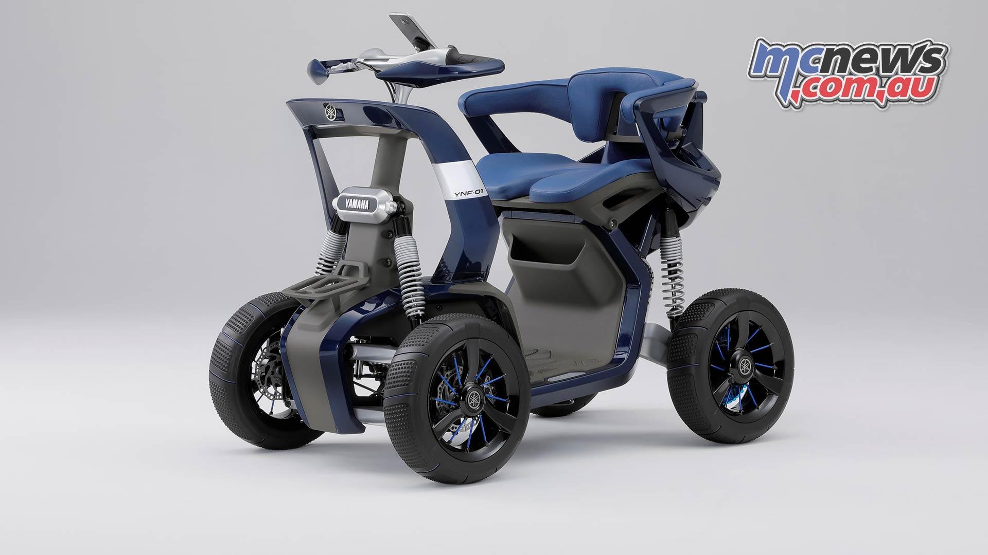 Yamaha YNF