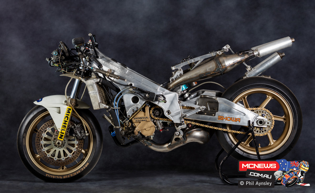 Honda NSR Lawson ImagePA