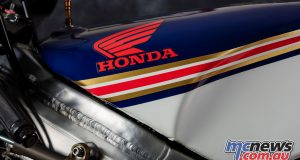 Honda NSR Lawson ImagePA Cover