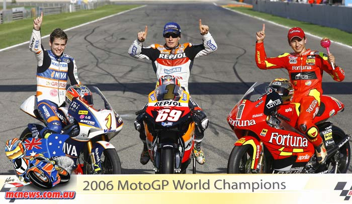 Champions Hayden Lorenzo Bautista