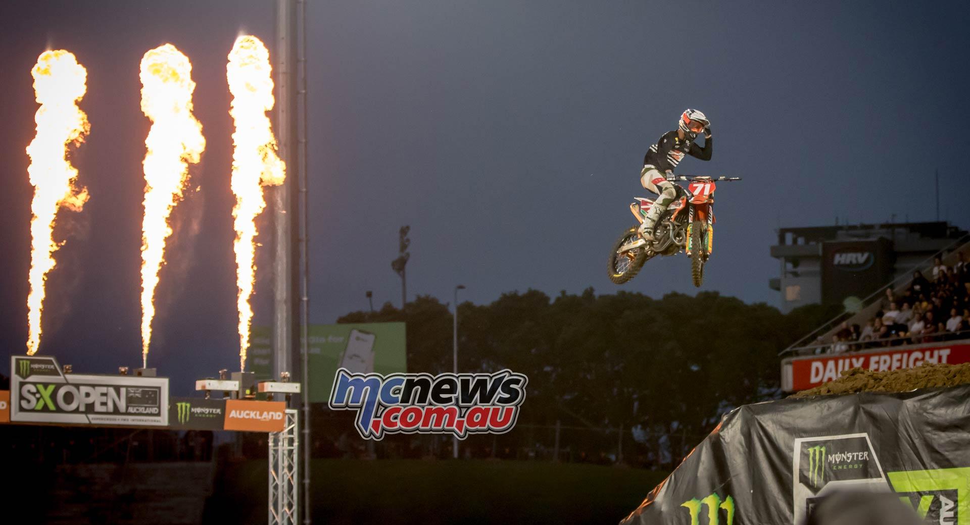 Australian Supercross AUS X Auckland ImgeAM OsbyFinalWin