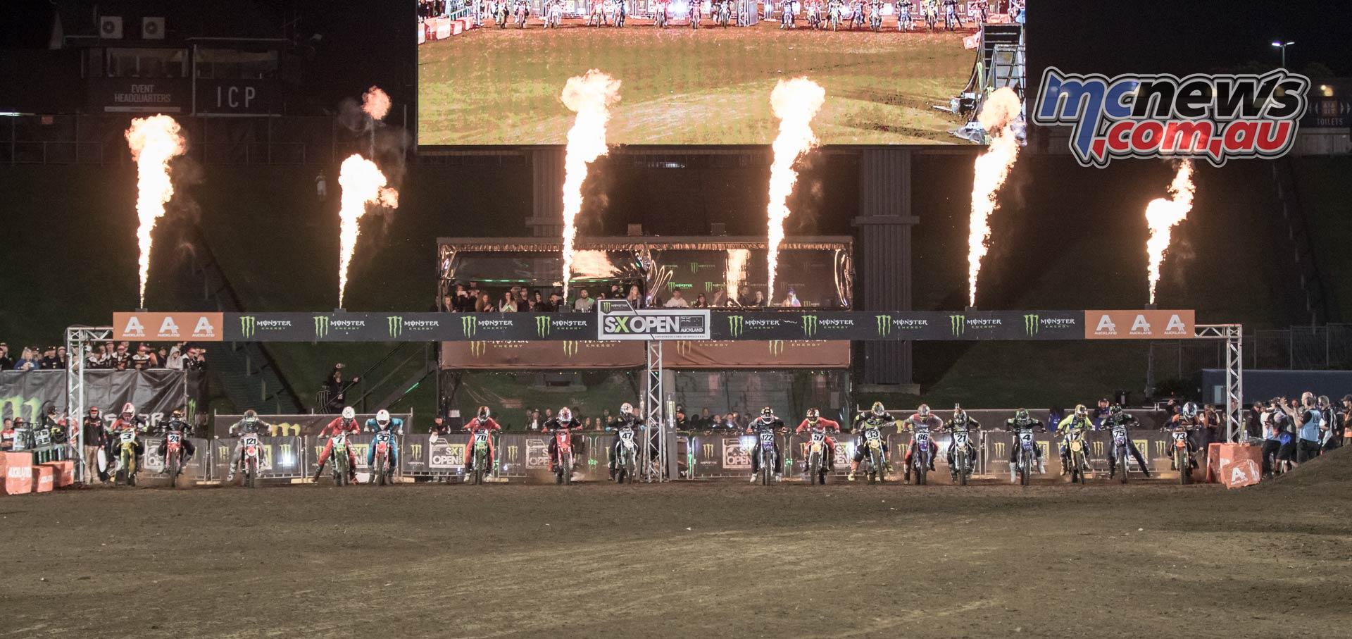Australian Supercross AUS X Auckland ImgeAM SXFinalStar